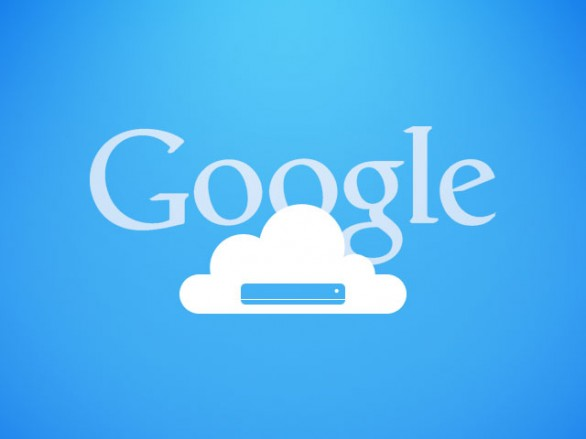 google drive logo 586x439 Save Gmail attachments to Google Drive