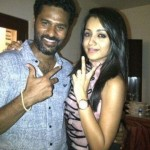 First Time for Prabhu Deva