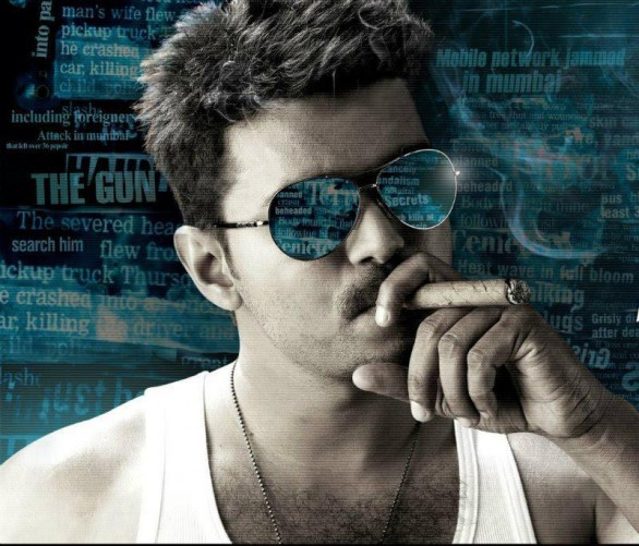 Thuppaki first look vijay poster 586x501 Thupaki preview