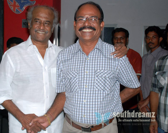 superstar Rajnikanth Watches Vazhakku En 18 9 photo Superstar Rajnikanths Vazhakku Enn 18/9 and Kamal Hassans OKOK