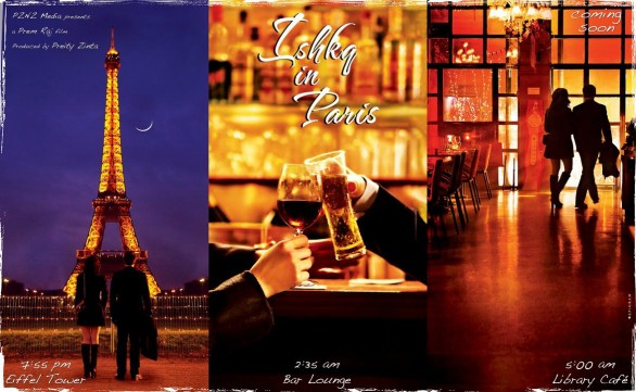 First Look Preity Zinta Ishkq In Paris 586x361 First Look of Preity Zintas Ishkq In Paris