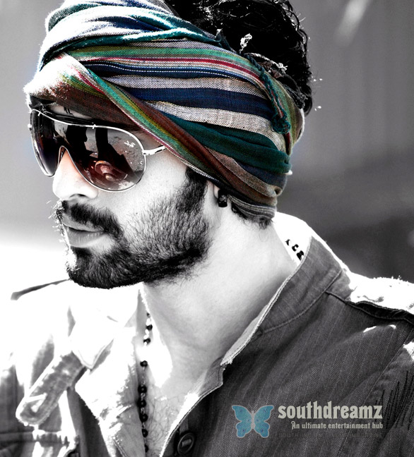 Rana in Rohan Sippy Rana Daggubati shooting for Tamil debut in Chennai