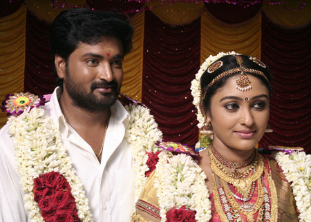 Saravanan Meenatchi wedding Vijay TV Saravanan Meenatchi wedding on Vijay TV