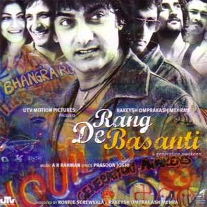 Rang De Basanti 100 years of Indian Cinema