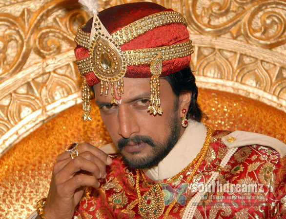 Sudeep actor stills Top 5 Villains of Tamil Cinema 2012