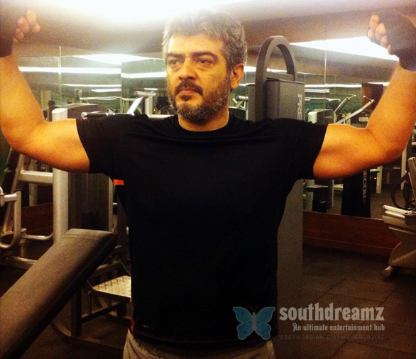 actor ajith kumar real life photos Ajith's next to start November