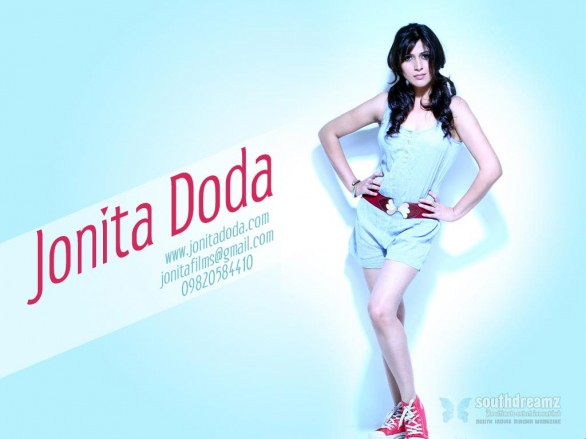 indian model actress portfolio wallpapers 3 586x439 Jonita Doda