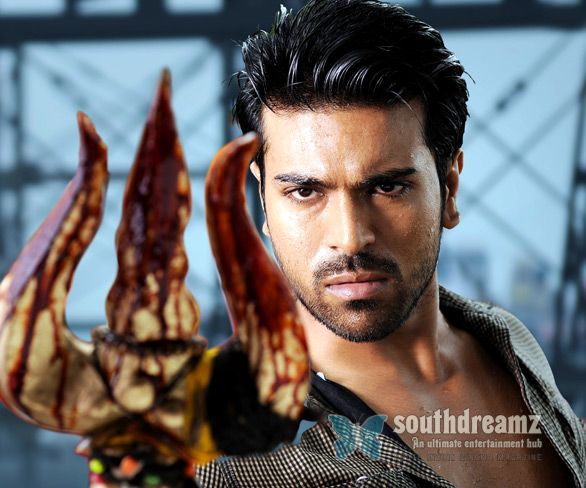 ram charans naayak movie stills 6 Ram Charan Teja & Kajal Agarwal back from a Hectic Schedule
