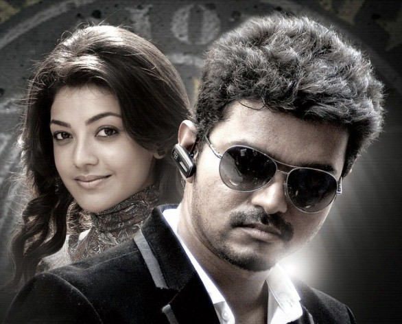 thuppaki movie latest still vijay kajal agarwal1 586x472 Prasanth Nair in Thuppaki