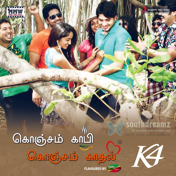 konjam koffee konjam kaadhal movie new posters 11 Konjam Koffee Konjam Kadhal music review