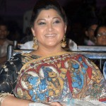 Actress-Khushboo-Hanuman-Saree