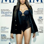Bipasha Basu goes topless for Maxim India Magazine