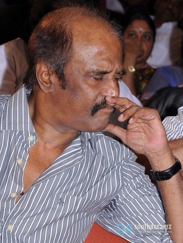 Rajinikanth new 586x777 Happy birthday, Superstar Rajnikanth!