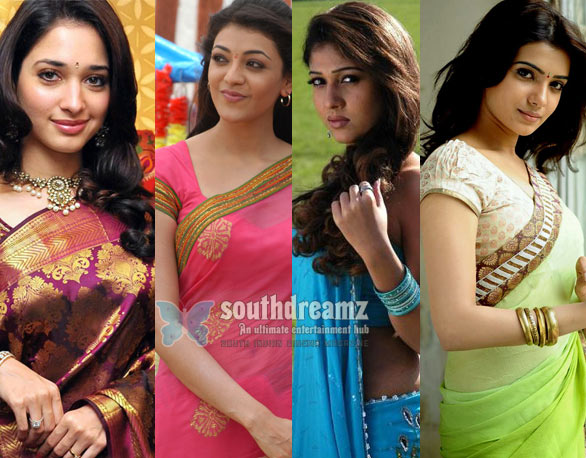 Top 5 actress of Telugu Cinema Tamil Actress to Settle down in Hyderabad