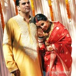 Vidya Balan's wedding celebrations