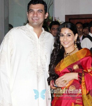 Vidya Balan wedding 300x344 Vidya Balans wedding on 14th Dec
