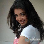 Kajal Agarwal claims to be the Happiest Heroine
