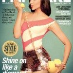 Deepika Padukone Hot on Filmfare Magazine