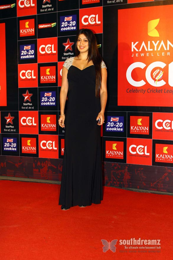 Hot Heroines at CCL 3 Curtain Raiser Photos 175 Celebrity Cricket League Season 3 curtain raiser