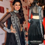 Parineeti Chopra hot at Star Dust Awards