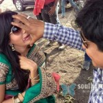 Ali with Hot heroine Samantha