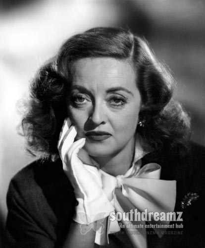actress bette davis photo Top 100 Actresses of all Time