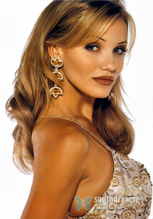 actress cameron diaz latest photo Top 100 sexiest actresses in the World