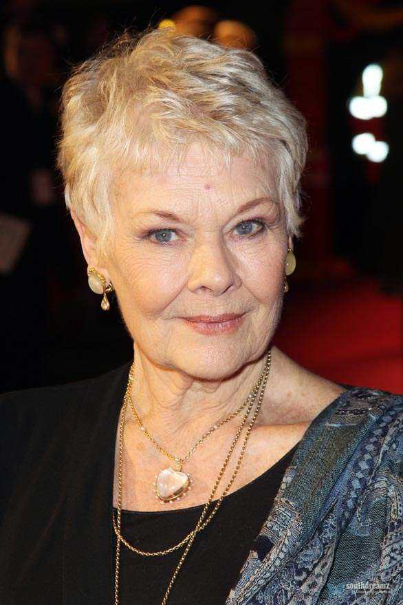 actress judi dench photo Top 100 Actresses of all Time