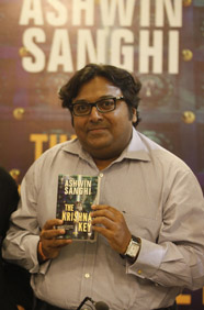 ashwin sanghi Forbes top 100 Indian Celebrities 2012