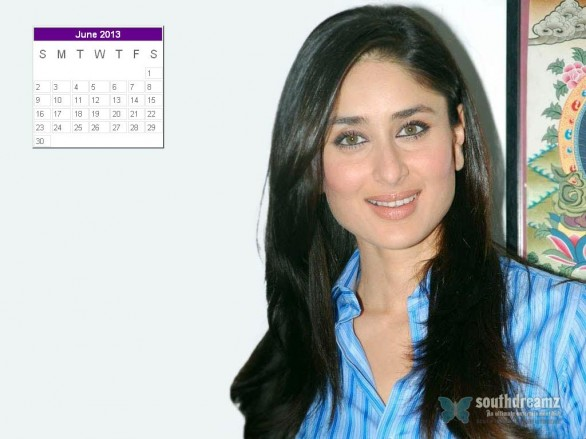 kareena-kapoor-desktop-calendar-june-2013