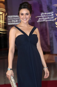preity zinta Forbes top 100 Indian Celebrities 2012