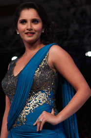 sania mirza Forbes top 100 Indian Celebrities 2012
