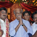 Superstar Rajnikanth makes a surprise appearance at fan's wedding