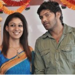 Aarya and Nayantara get married in a Church!