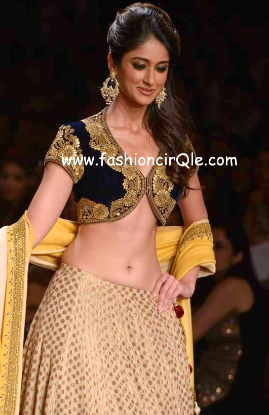 Ileana-DCruz-Walks-the-ramp-for-Vikram-Phadnis-at-Lakme-Fashion-Week-2013-13