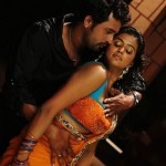 Priyamani reveals too much for her Chennai Express item number