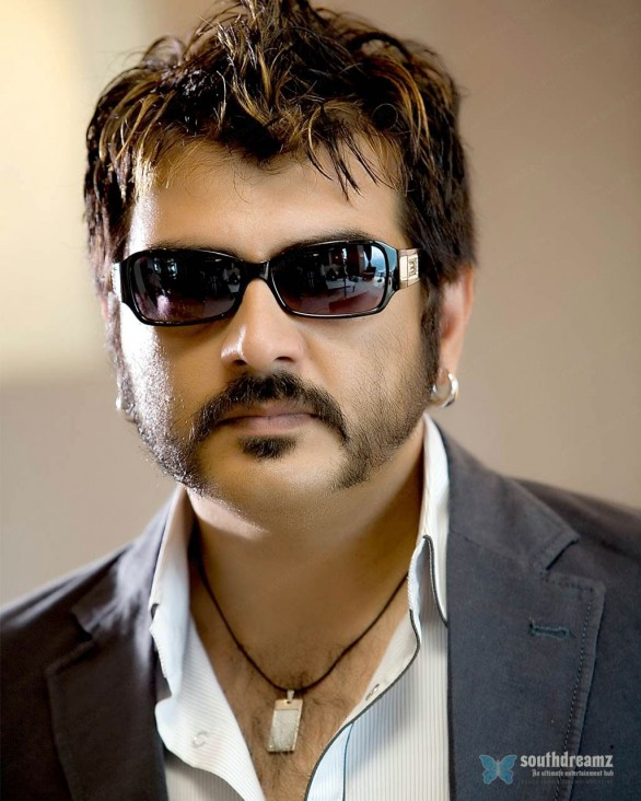 ajith kumar asal new look wallpaper 586x732 Ajiths new project