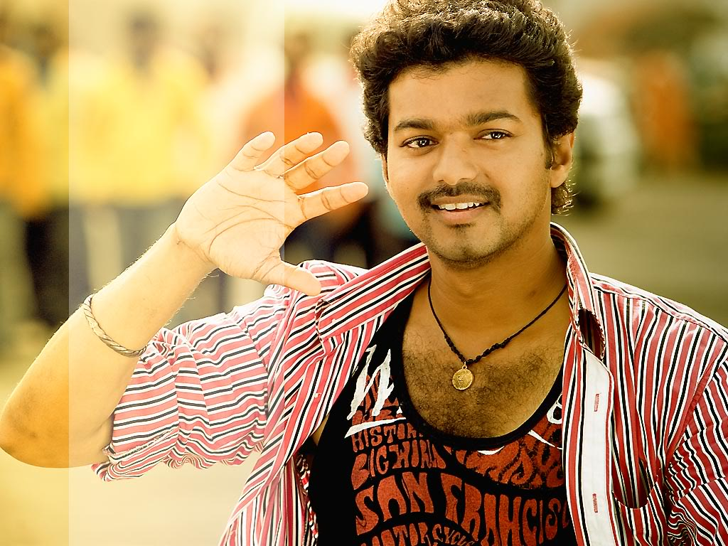 Vijay sings the song for his friend Ajith