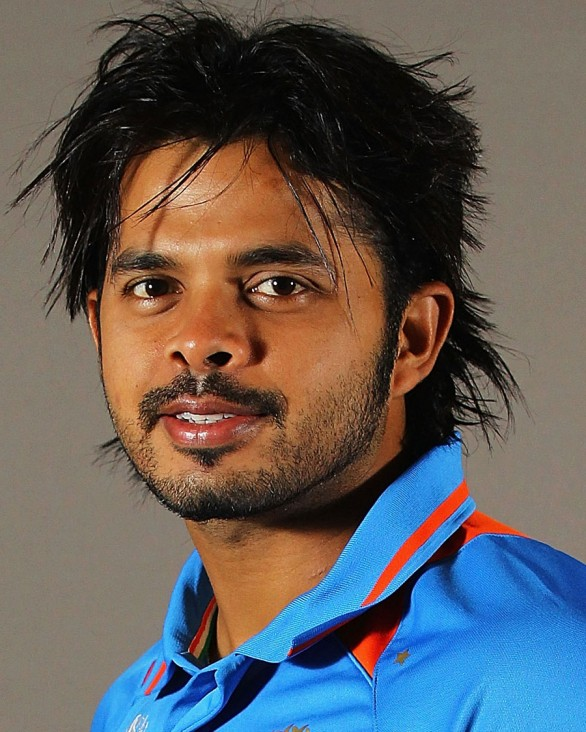 Indian Cricketer Sreesanth arrested