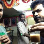 Karthi's Tea party