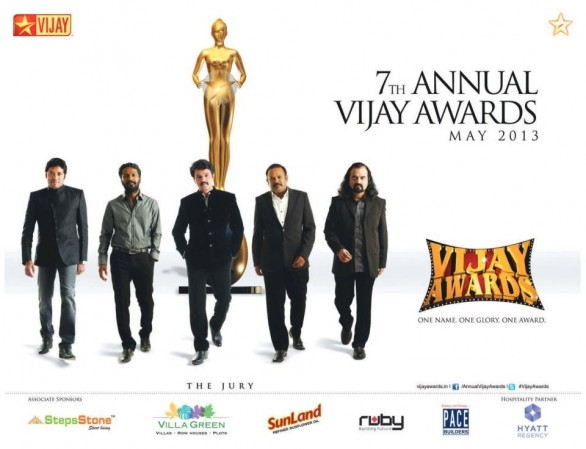 vijay awards 2013 586x449 Vijay Awards 2013   Hits, Misses & Highlights