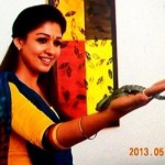 Nayantara dare devil act
