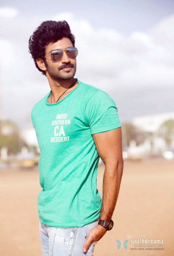 tamil actor aadhi photoshoot stills 14 586x861 I'm glad for the actors of my age and stage says Aadhi…