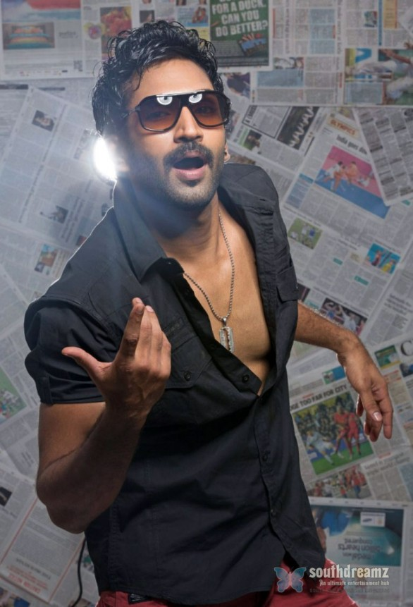 tamil actor aadhi photoshoot stills 38 586x861 I'm glad for the actors of my age and stage says Aadhi…