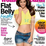 Ileana Hot Photo Shoot for Health Magazine