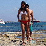 Katrina Kaif in Bikini spotted with Boyfriend