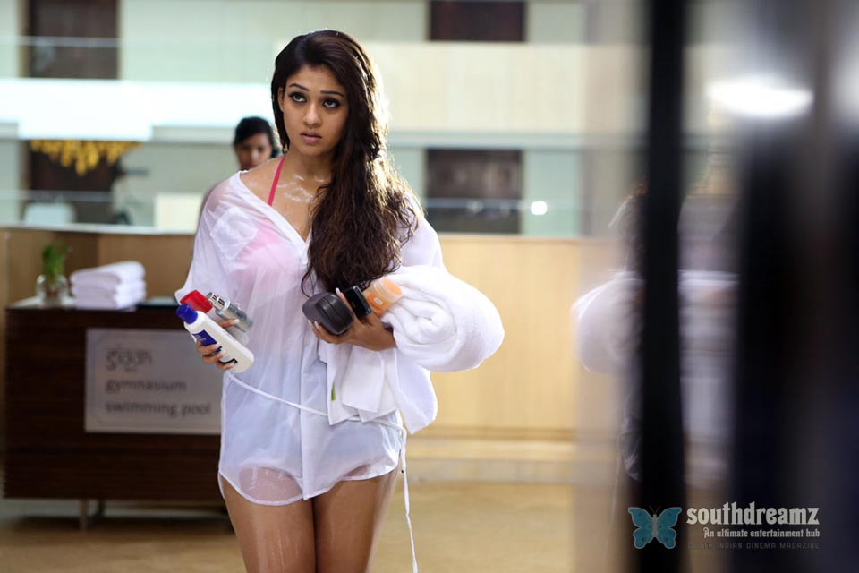 Nayanthara-Hot-Photo-Stills-in-Aarambam-27 « South Indian