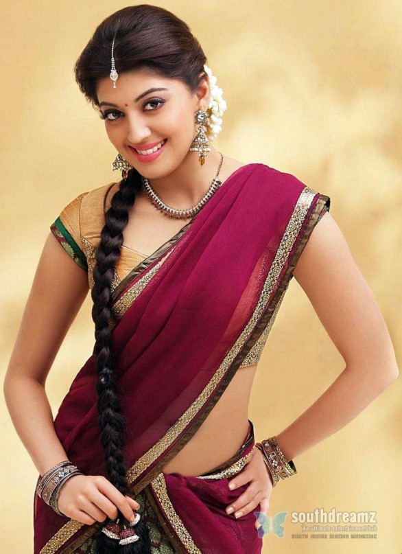 south-actresses-in-half-sarees-hot-pics-23