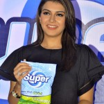 Hansika Motwani endorses Washing Powder