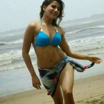 Samantha's sizzles in bikini act